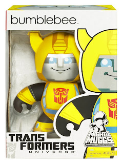 Transformers Mighty Muggs Wave 1 - Bumblebee Mighty Mugg in Package