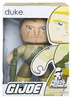 G.I. Joe Mighty Muggs Wave 1 - Duke Mighty Mugg in Package