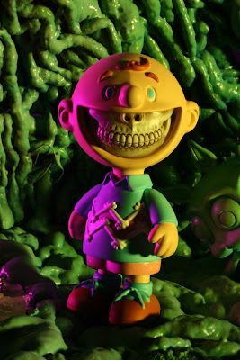 Ron English - Charlie Grin Vinyl Figure