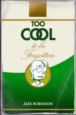 Too Cool To Be Forgotten by Alex Robinson Cover Artwork