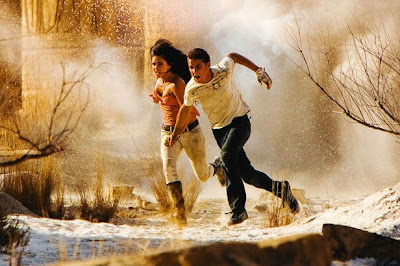 Transformers: Revenge of the Fallen First Look - Megan Fox and Shia LaBeouf