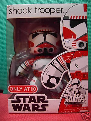 Star Wars Mighty Muggs Target Exclusive - Clone Shock Trooper Mighty Mugg