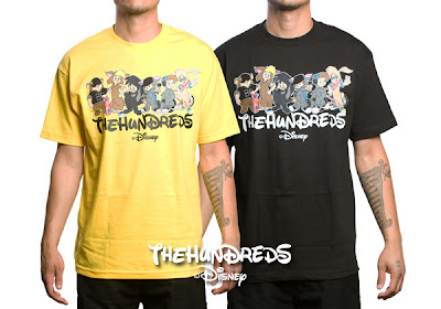 The Hundreds x Disney: The Lost Boys - The Lost Boys T-Shirts