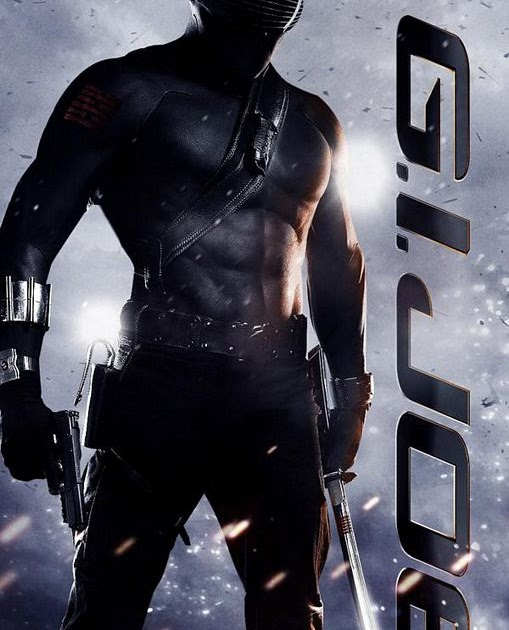 The Blot Says Gi Joe Rise Of Cobra Character Movie Posters Set 2