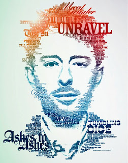 The 51st Annual Grammy Awards - Radiohead's Thom Yorke Music Makes Us Poster