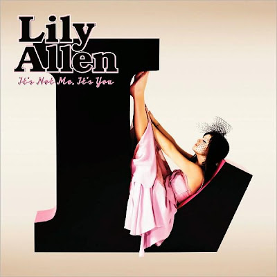 Lily Allen - It's Not Me, It's You Album Cover
