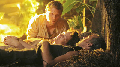 Lost - Across the Sea - Mark Pellegrino as Jacob, Allison Janney as Mother & Titus Welliver as Man in Black