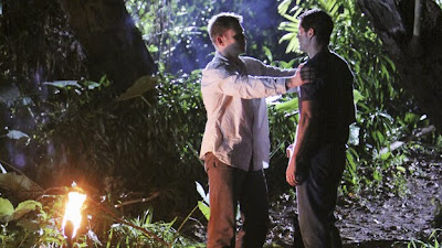 Lost - What They Died For - Matthew Fox as Jack Shephard & Mark Pellegrino as Jacob