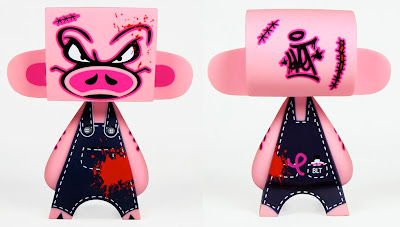 Wizard Sleeve Toys Exclusive Bacon Mad'l by Sket-One