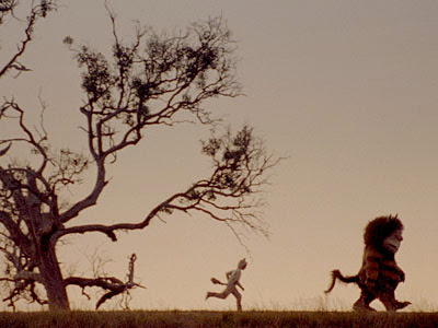 A Scene From Where The Wild Things Are