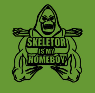 Skeletor Is My Homeboy T-Shirt