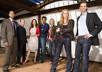 In Plain Sight - Season 1 Cast Photo