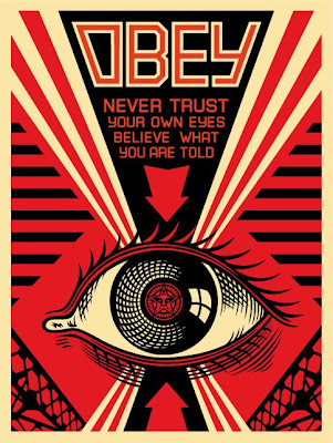 OBEY Giant - Obey Eye Screen Print by Shepard Fairey