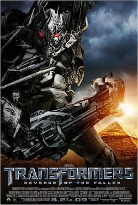 Transformers: Revenge of the Fallen - Starscream Character Movie Poster