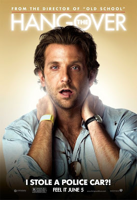 The Hangover Character Movie Posters - Bradley Cooper as Phil Wenneck