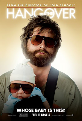 The Hangover Character Movie Posters - Zach Galifianakis as Alan Garner