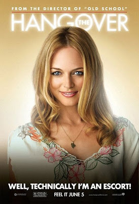 The Hangover Character Movie Posters - Heather Graham as Jade