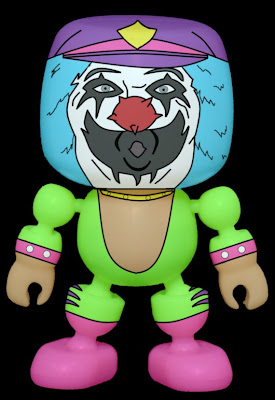Shocker Toys - San Diego Comic Con 2009 Exclusive Dr. Rockzo Metalocalypse Mallow Vinyl Figure