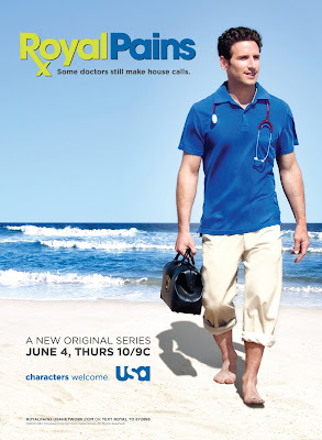 Royal Pains Season 1 Television Poster