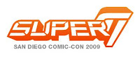 Super7 San Diego Comic Con 2009 Logo