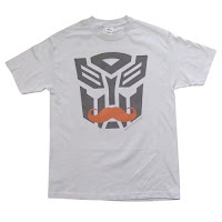 SLAPt - Transformers Robots In Disguise Logo T-Shirt