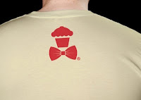 Johnny Cupcakes x Pee-wee's Big Adventure - Johnny Cupcakes' Big Adventure Back of T-Shirt