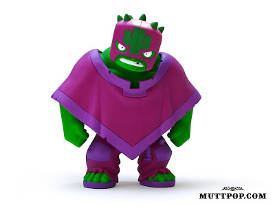 Muttpop - Tequila Incredible Edition Vinyl Figure