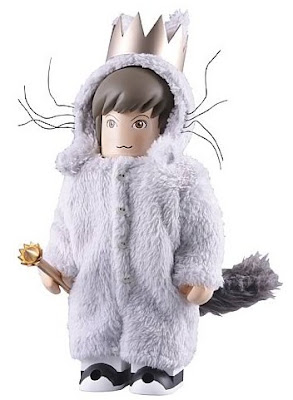 Medicom Toy - Where The Wild Things Are Max 400% Kubrick