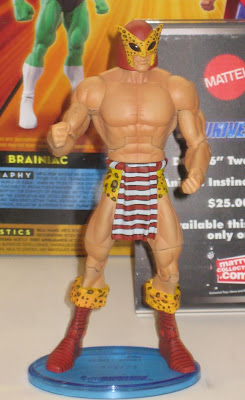 MattyCollector.com Exclusive DC Universe Classics B'wana Beast Action Figure