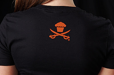 Johnny Cupcakes x Hook - Capn T-Shirt Back