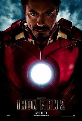 Iron Man 2 International Teaser One Sheet Movie Poster
