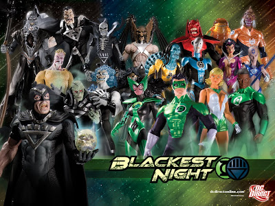 DC Direct - Blackest Night Series 5 Teaser Image