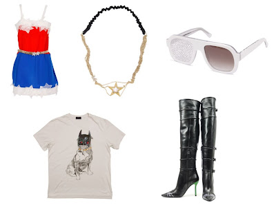 Colette x DC Comics 75th Anniversary Clothing & Accessory Collection
