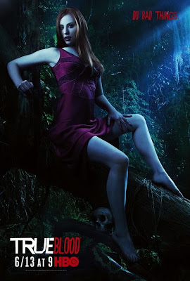 True Blood Season 3 Character Television Posters - Deborah Ann Woll as Jessica Hamby