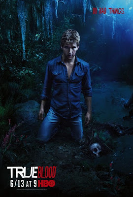 True Blood Season 3 Character Television Posters - Ryan Kwanten as Jason Stackhouse