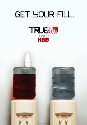 True Blood Season 3 One Sheet Television Teaser Poster - Get Your Fill