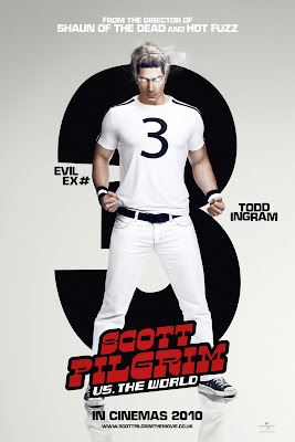 Scott Pilgrim vs. The World - Brandon Routh as Evil Ex #3 - Todd Ingram