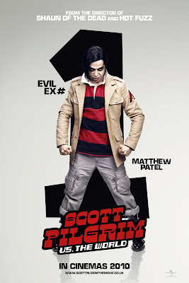 Scott Pilgrim vs. The World - Satya Bhabha as Evil Ex #1 - Matthew Patel