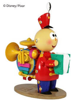 Disney/Pixar Tin Toy Vinyl Figure from MINDstyle