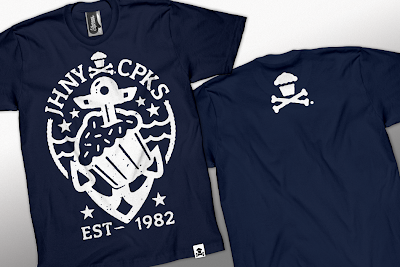 Johnny Cupcakes Summer 2010 Collection Part III - Anchor T-Shirt