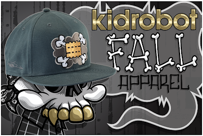 Kidrobot Money Bones New Era 59Fifty Fitted Hat by MAD