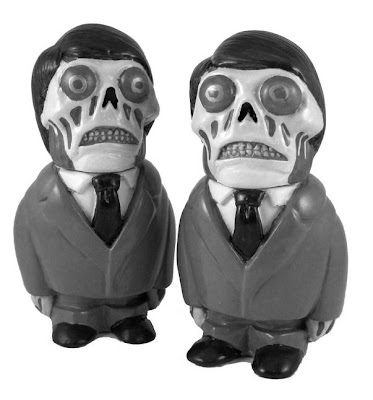 Mono They Live Resin Figures by Motorbot
