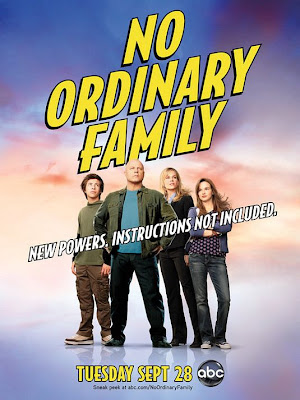 No Ordinary Family Season 1 One Sheet Television Poster