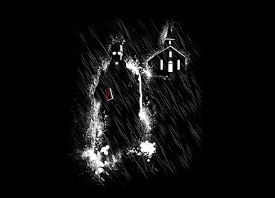 Threadless - Frank Miller's Sin City Inspired Sin City T-Shirt