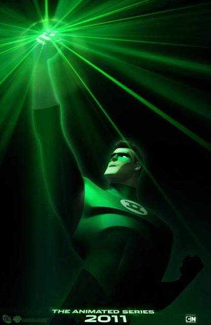 Green Lantern: The Animated Series Teaser Television Poster
