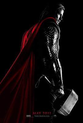 Thor One Sheet Teaser Movie Poster
