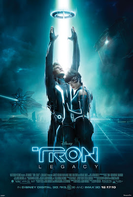 TRON: Legacy Final One Sheet Movie Poster