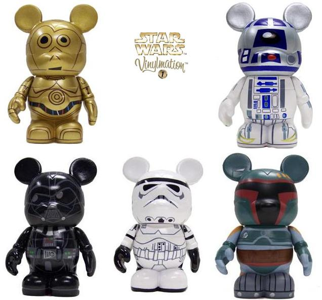 Star Wars Monster. Disney Vinylmation Star Wars