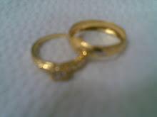 hari pertunangan ku...