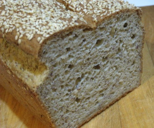 Cookistry: Gluten-Free Multigrain Sandwich Bread